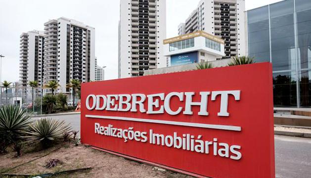 Els àrbitres legals haurien beneficiat la constructora Odebrecht.