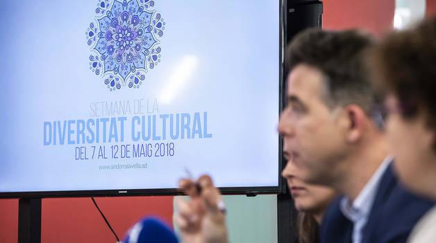 La setmana de la diversitat cultural dona el tret d'inici