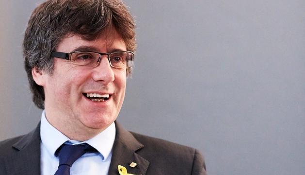 Carles Puigdemont, en una imatge d'arxiu.