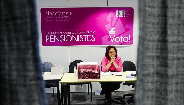 Eleccions al consell d'administració del juny del 2014
