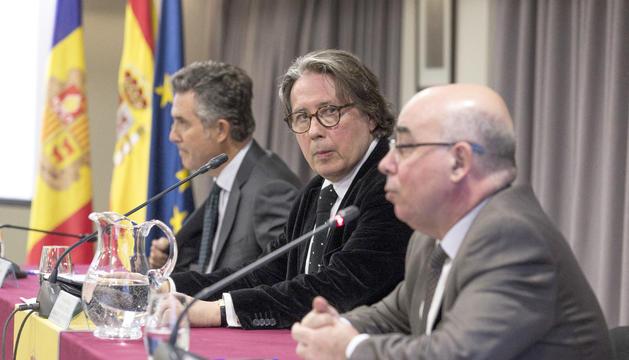 Defensa del projecte europeu i d'una confederació