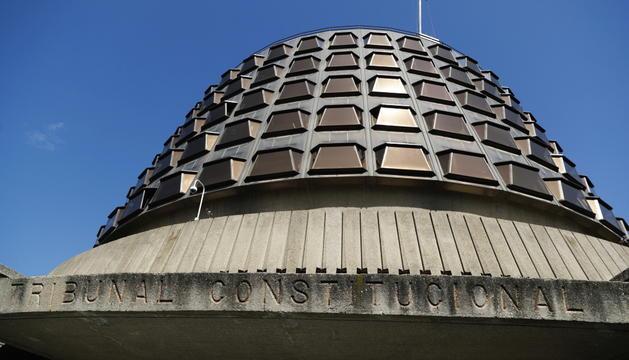 La seu del Tribunal Constitucional espanyol.