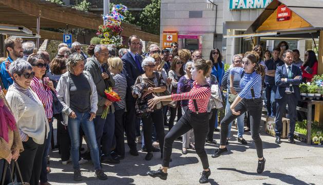 Celebrant la 25a edició d'Andoflora