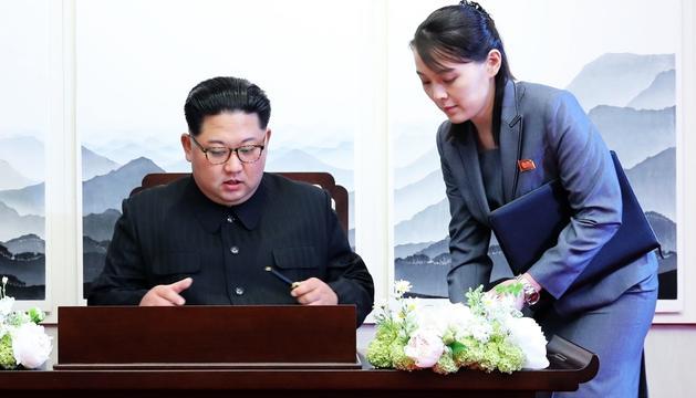 El líder nord-coreà, Kim Jong-un.