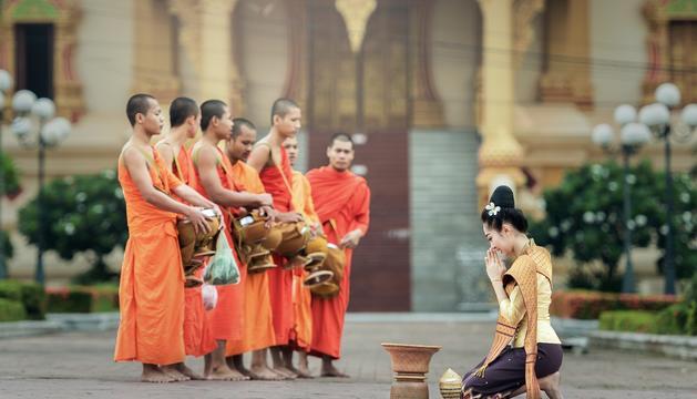 Joves que viatgen soles escullen Tailàndia i Vietnam