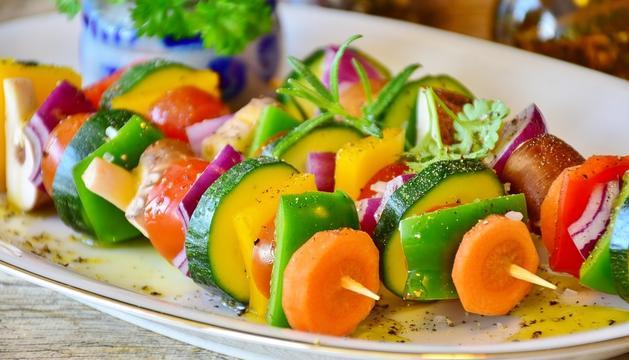 L'alimentació vegetariana no  és una dieta 'flash'
