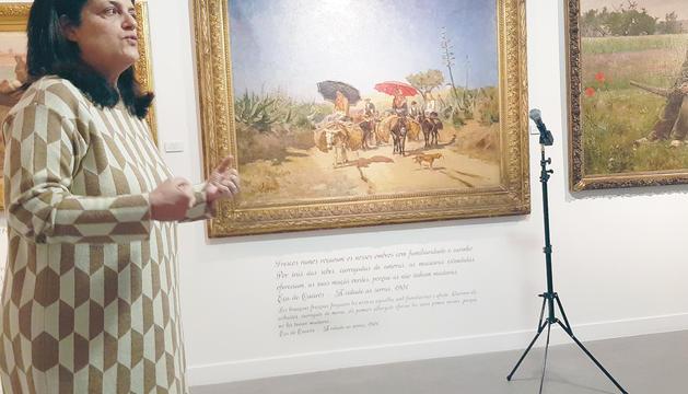 L'art de Portugal, al Museu del Tabac