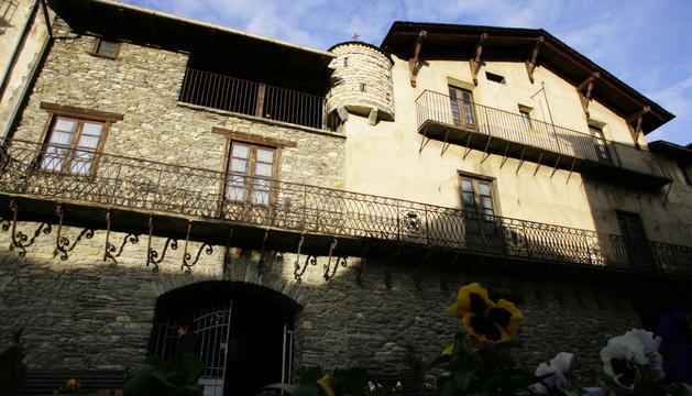 Casa-museu d'Areny-Plandolit.