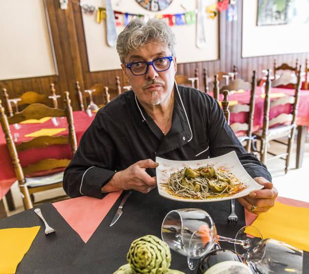 El xef Domingo Núñez del restaurant El Coto