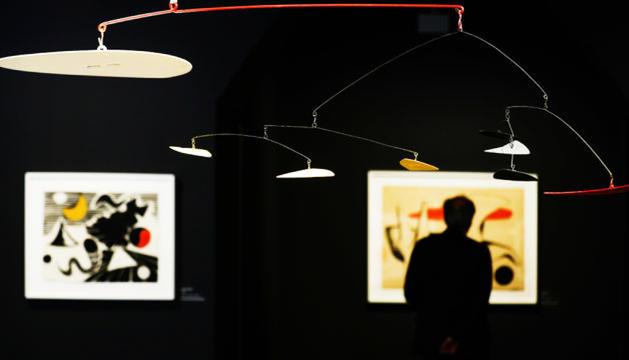 Alexander Calder, a la sala ArtalRoc