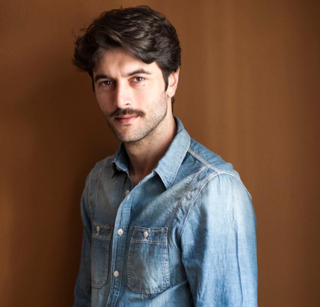 L'actor gallec Javier Rey