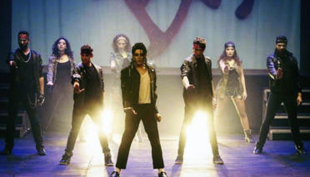 Imatge de la producció prevista per al pròxim dia 15, amb música del 'rei del pop'.