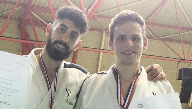 Ivan Garcia i Marc Reig.