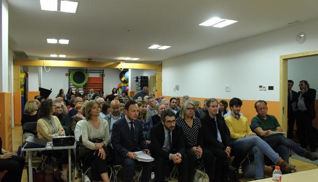 L'assemblea general de l'escola especialitzada Nostra Senyora de Meritxell ha aprovat la creació de la fundació.