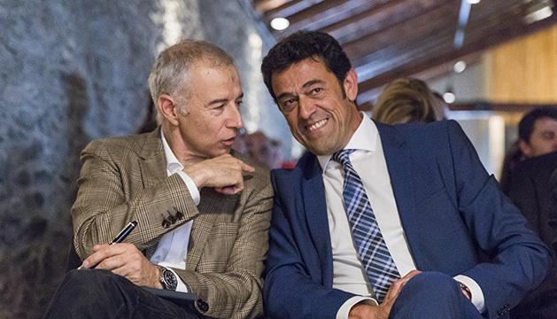 Joan Viladomat i Josep Àngel Mortés