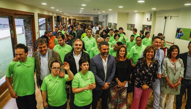 Tret de sortida dels Jocs d'Andorra la Vella i la Seu