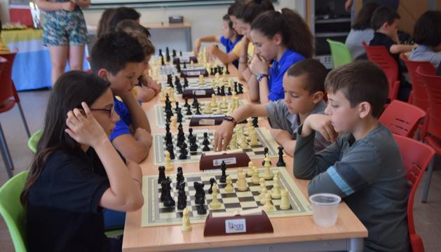 Les competicions d'escacs són una lluita psicològica