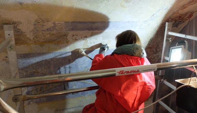 S'inicien els treballs de restauració