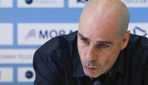 Joan Peñarroya ha explicat avui els motius de la marxa del MoraBanc