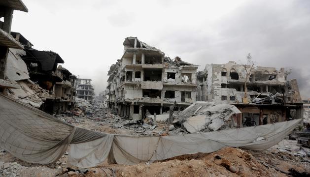 Els atacs d'Al-Assad van provocar 15 morts.