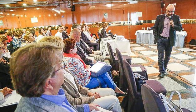 Conferència sobre protecció de dades a càrrec de Ramón Miralles