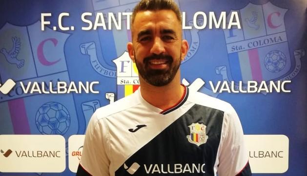 El nou fitxatge, Cédric Faure.