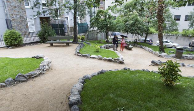 L'objectiu és convertir la zona en un espai més agradable als infants i veïns