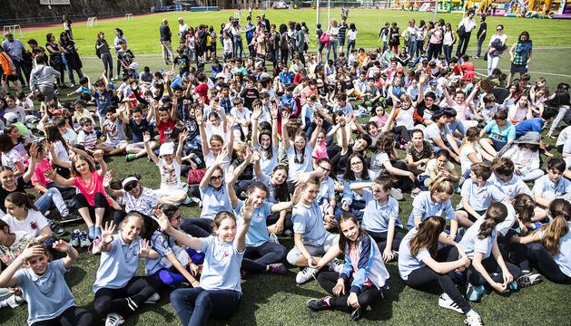 Festa de cloenda del consell d'infants d'Andorra la Vella