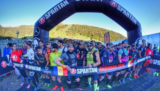 Segona jornada de l'Spartan Race