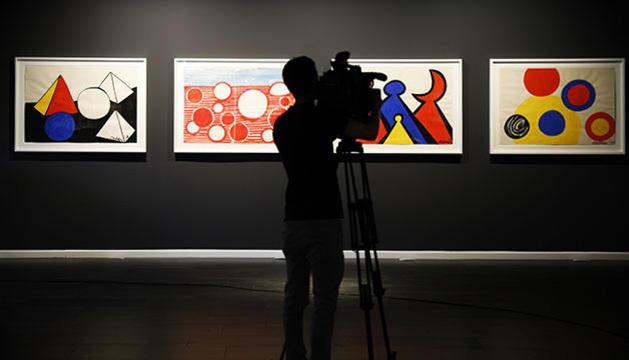 Calder: guaixos i escultura