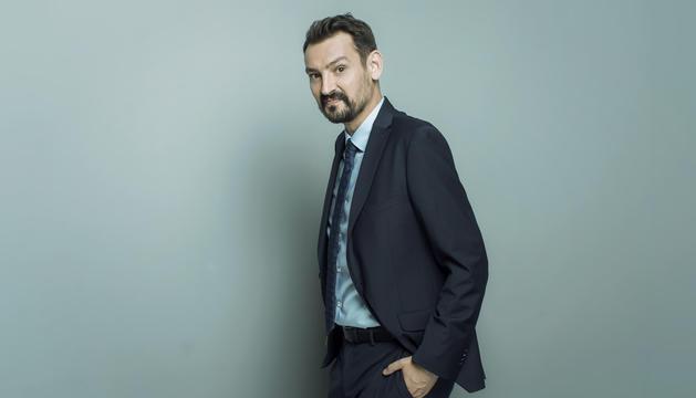 Óscar Andreu, humorista