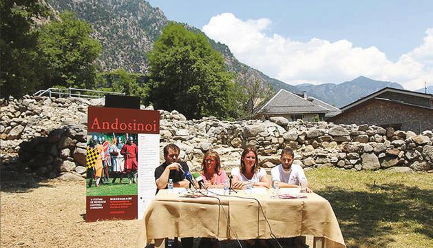 Festival Andosinoi, a la Margineda