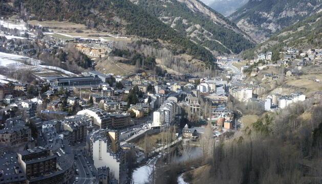 La Massana és la parròquia que va registrar més transaccions immobiliàries