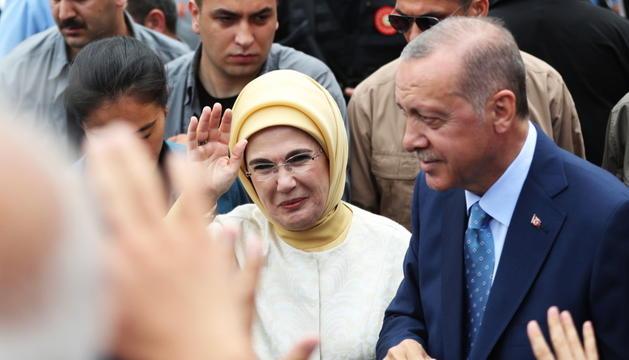 Recep Tayyp Erdogan, ahir.