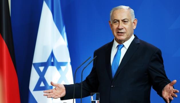 El primer ministre israelià, Benjamin Netanyahu.