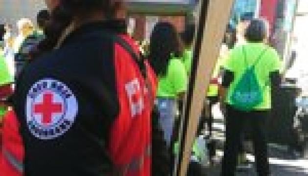 Creu Roja Andorrana participa a una trobada a França
