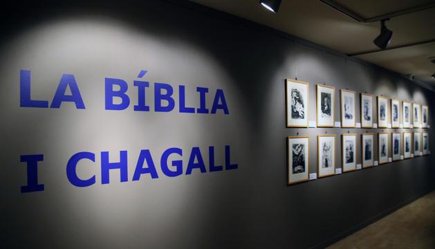 'La Bíblia i Chagall', al Centre d'Art
