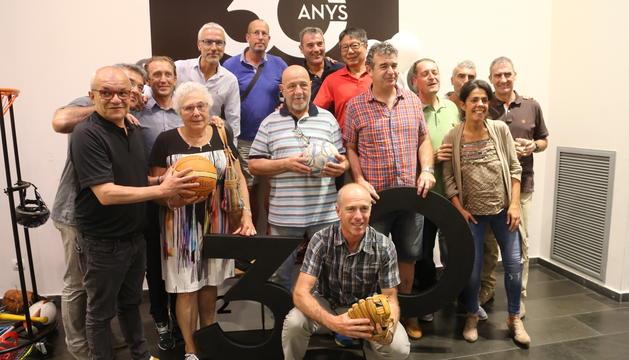 30 anys d'esports d'estiu a Escaldes-Engordany