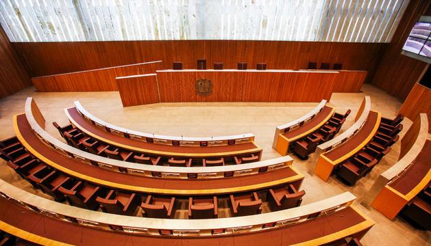 El cap de Govern, Antoni Martí, farà balanç de la legislatura al debat d'orientació general d'aquesta tardor.
