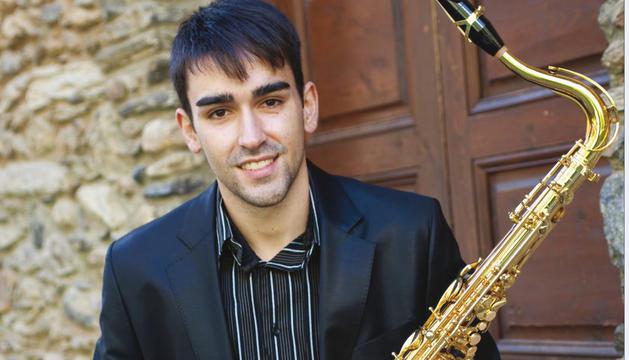 'Melodies per recordar', al saxo