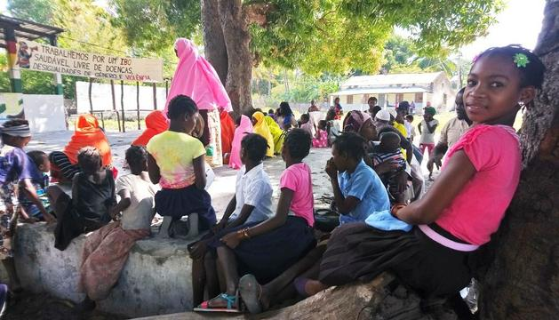 Projecte de cooperació de la Fundació Ibo Àfrica a Moçambic