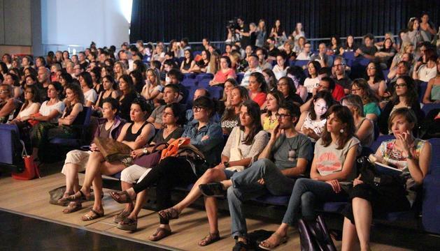 Acte de cloenda de les jornades formatives de l'Escola andorrana