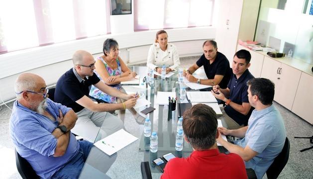 La taula permanent de Joventut (TPJ) es va reunir ahir, segons va informar Govern a través d'una publicació a les xarxes socials.