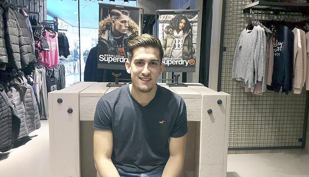 El futbolista Marc Ferré