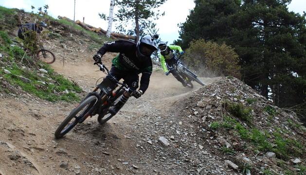 Vallnord va rebre uns 120.000 visitants l'estiu passat, la majoria al 'bike park' de la Massana.