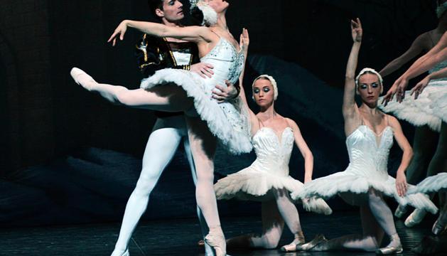 El Ballet de Moscou, en una actuació anterior a la capital.
