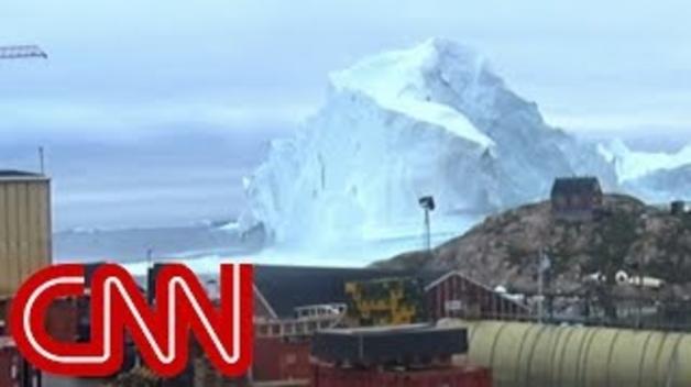 Iceberg a Groenlàndia