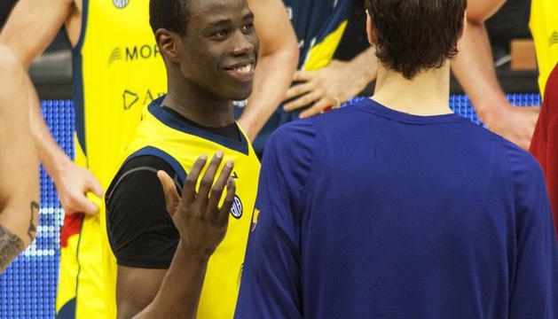 Moussa Diagne.