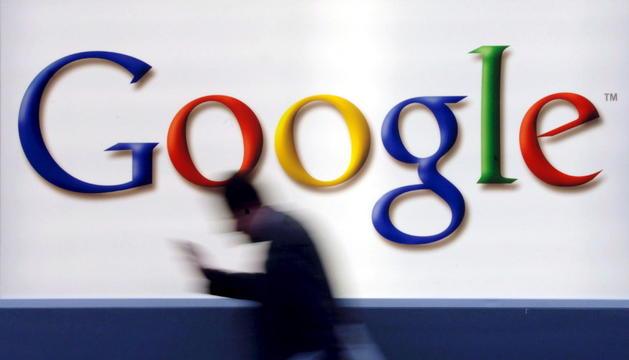 Google va rebre ahir una multa històrica.