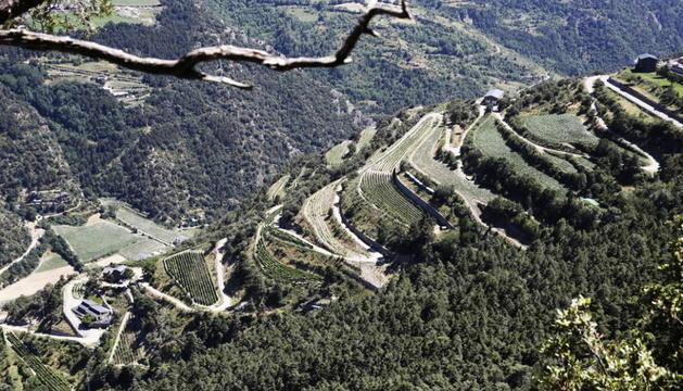 L'heliport se situaria en un terreny a Fontaneda.